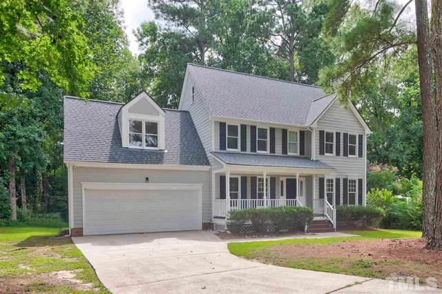 221 Birch Creek Drive, Fuquay Varina, NC 27526 (#2339459) :: Raleigh Cary Realty