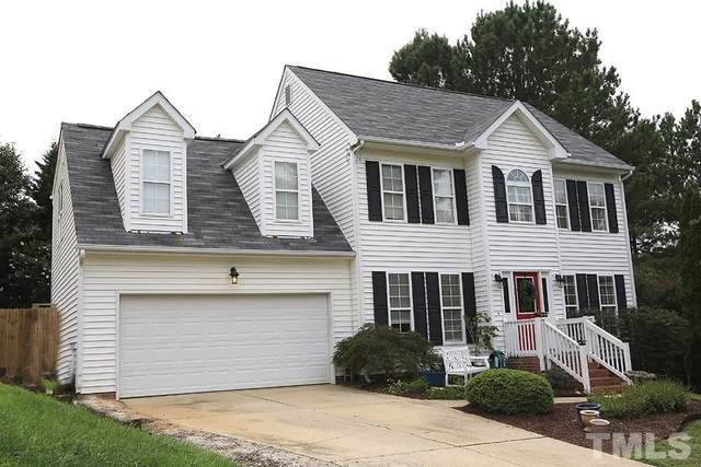 531 Old Bailey Court, Wake Forest, NC 27587 (#2339508) :: Saye Triangle Realty
