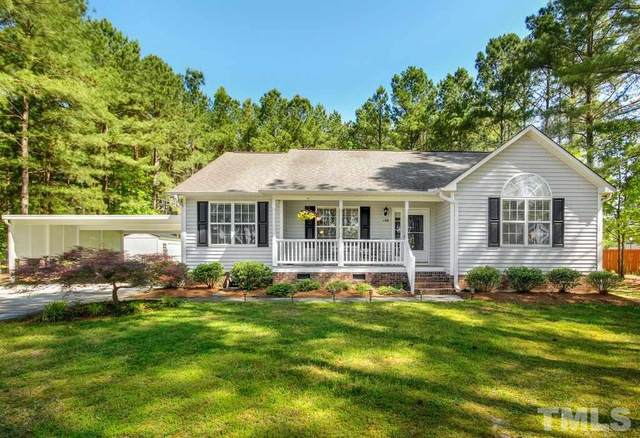 158 Lassiter Farms Lane, Clayton, NC 27520 (#2339576) :: Triangle Just Listed