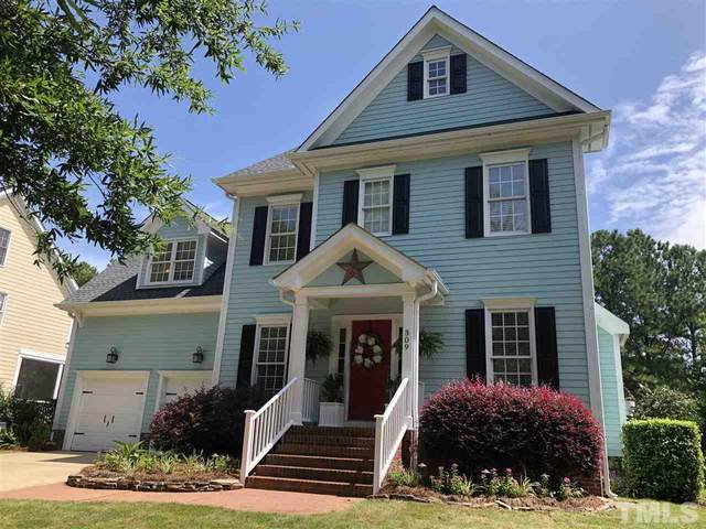 309 Middlecrest Way, Holly Springs, NC 27540 (#2339577) :: Triangle Top Choice Realty, LLC