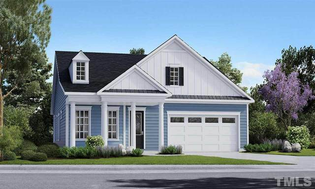225 Mellor Drive Lot 60, Fuquay Varina, NC 27526 (#2339607) :: The Perry Group