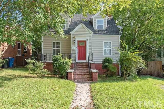 619 Massey Avenue, Durham, NC 27701 (#2339614) :: Dogwood Properties