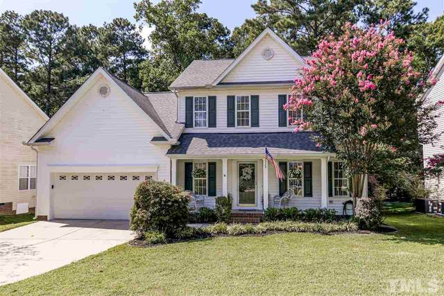 2104 Frissell Avenue, Apex, NC 27502 (#2339618) :: The Perry Group