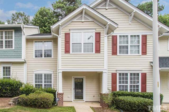 2026 Lost Lane, Raleigh, NC 27603 (#2339636) :: Marti Hampton Team brokered by eXp Realty