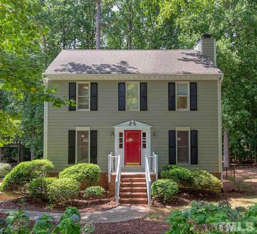 7709 Valley Run Drive, Raleigh, NC 27615 (#2339649) :: The Rodney Carroll Team with Hometowne Realty