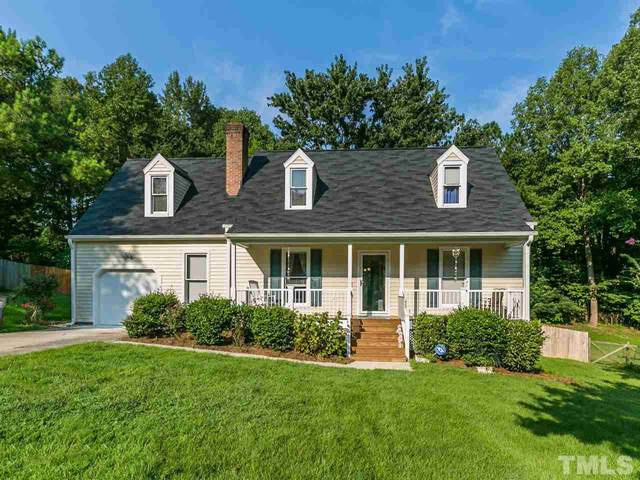 1012 Jumper Drive, Wake Forest, NC 27587 (#2339651) :: Triangle Just Listed