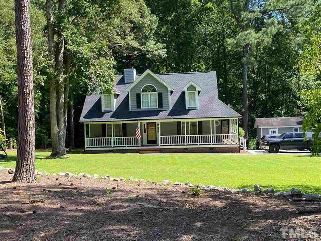 1813 Lancaster Drive, Garner, NC 27529 (#2339656) :: The Rodney Carroll Team with Hometowne Realty