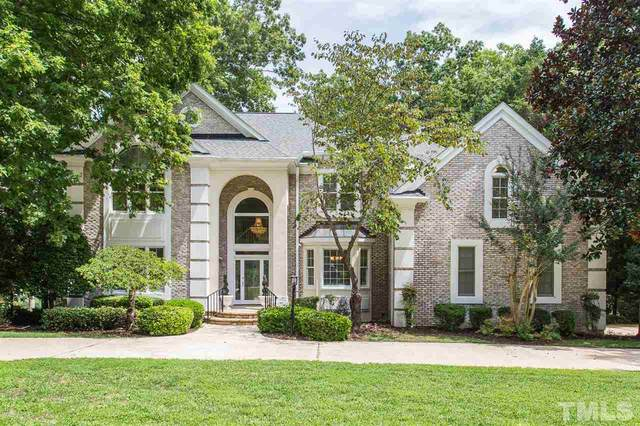 201 Lochview Drive, Cary, NC 27518 (#2339747) :: Triangle Just Listed