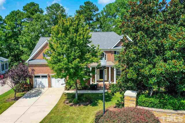 10857 Round Brook Circle, Raleigh, NC 27617 (#2339766) :: Saye Triangle Realty