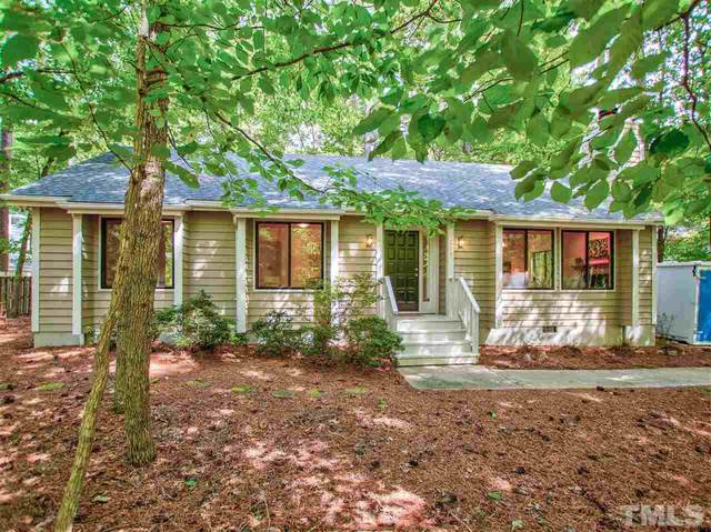 206 Forbush Mountain Drive, Chapel Hill, NC 27514 (#2339773) :: Marti Hampton Team brokered by eXp Realty