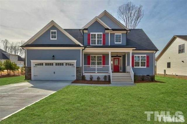 60 Kathleen Court, Youngsville, NC 27596 (#2339812) :: The Perry Group