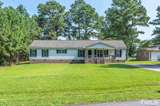 409 Woodhill Drive, Goldsboro, NC 27530 (#2339813) :: Raleigh Cary Realty