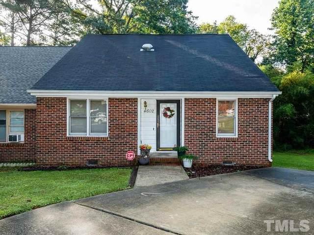 4602 Nesbit Court, Raleigh, NC 27616 (#2339834) :: Classic Carolina Realty