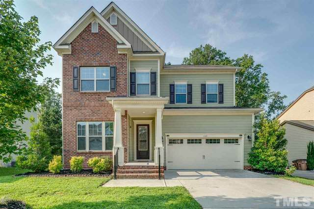1129 Litchborough Way, Wake Forest, NC 27587 (#2339843) :: The Rodney Carroll Team with Hometowne Realty
