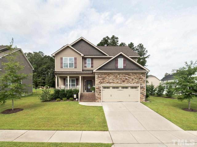 175 Hawkesburg Drive, Clayton, NC 27527 (#2339864) :: Triangle Top Choice Realty, LLC