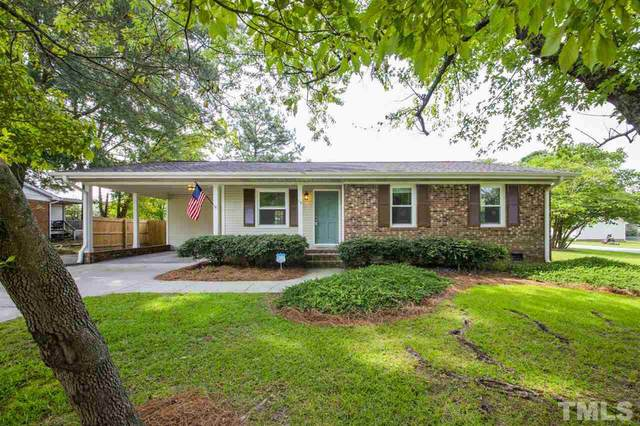 18 Jill Street, Angier, NC 27501 (#2339882) :: Marti Hampton Team brokered by eXp Realty