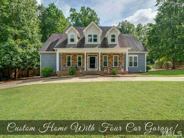 3200 Hickory Road, Raleigh, NC 27616 (#2339892) :: Realty World Signature Properties