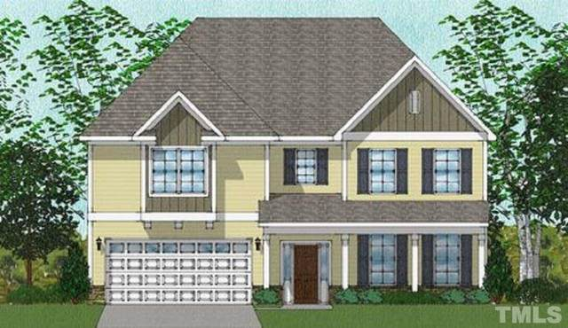 2957 Thurman Dairy Loop Lot 25, Wake Forest, NC 27587 (#2339893) :: The Results Team, LLC