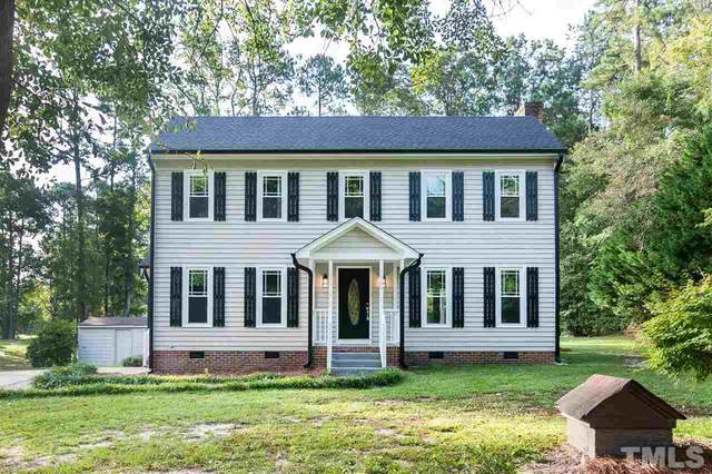 2956 Tram Road, Fuquay Varina, NC 27526 (#2339956) :: The Perry Group