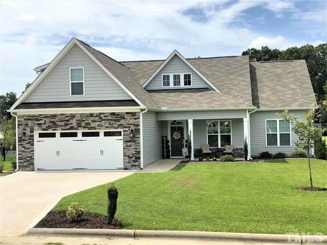 3811 Ramblewood Hill Drive, Wilson, NC 27893 (#2339961) :: Realty World Signature Properties