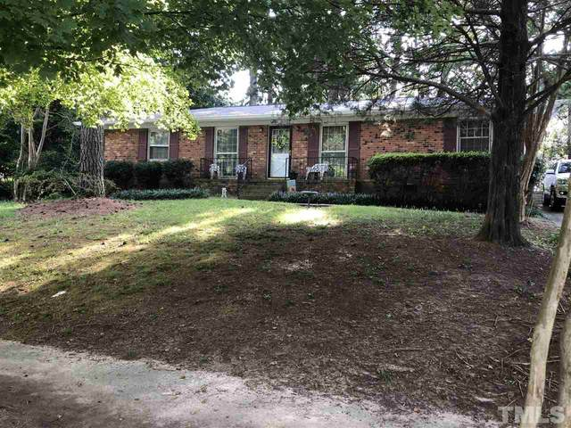 2312 Foxtrot Road, Raleigh, NC 27610 (MLS #2339982) :: The Oceanaire Realty