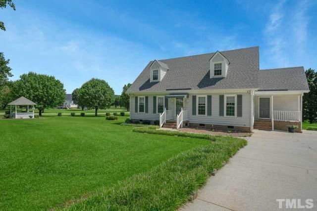 15 Walter Circle, Smithfield, NC 27577 (#2339989) :: Raleigh Cary Realty