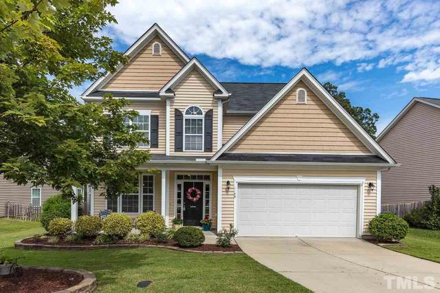 1149 Dexter Ridge Drive, Holly Springs, NC 27540 (MLS #2340002) :: The Oceanaire Realty