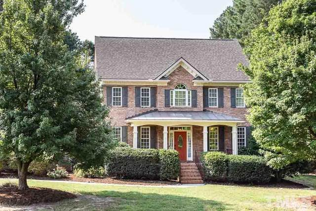 1209 Turner Woods Drive, Raleigh, NC 27603 (#2340023) :: Dogwood Properties