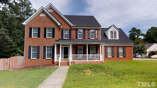 6321 Willowdell Drive, Wake Forest, NC 27587 (#2340054) :: Bright Ideas Realty