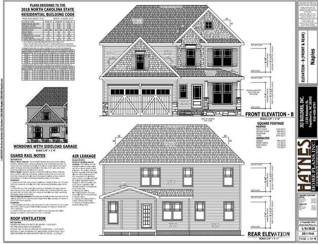276 Etowah Drive Lot 15, Wendell, NC 27591 (#2340112) :: Bright Ideas Realty