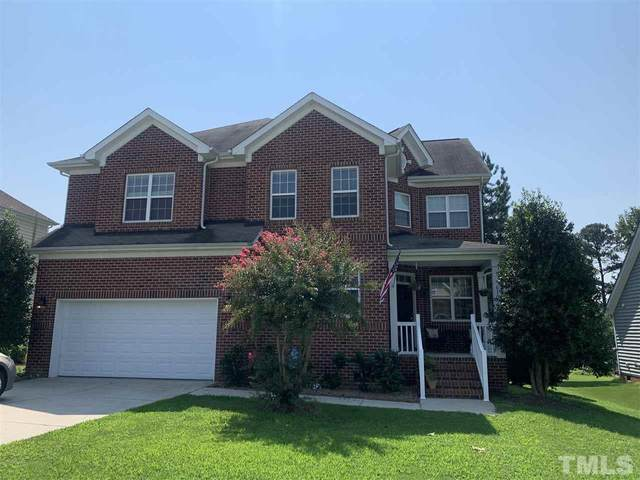 610 Toledo Court, Rolesville, NC 27571 (#2340126) :: The Jim Allen Group