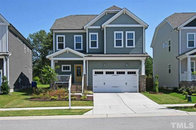 2504 Glade Mill Court, Fuquay Varina, NC 27526 (#2340141) :: The Perry Group