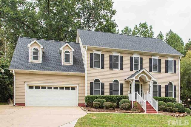 100 Bayview Drive, Chapel Hill, NC 27516 (#2340154) :: Real Estate By Design