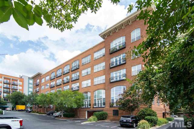 200 S Dawson Street #111, Raleigh, NC 27601 (#2340176) :: Realty World Signature Properties