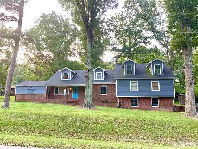 822 Frank Street, Roxboro, NC 27573 (#2340190) :: Marti Hampton Team brokered by eXp Realty