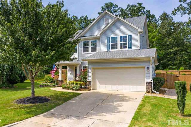1405 Wesser Court, Fuquay Varina, NC 27526 (#2340229) :: Triangle Just Listed
