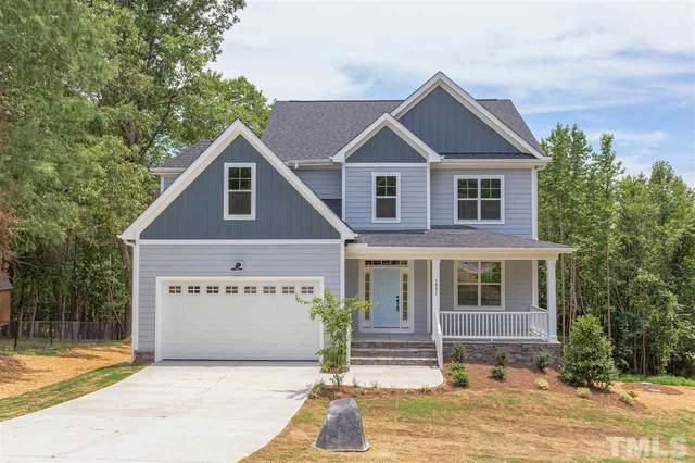 1020 Sunset Drive, Fuquay Varina, NC 27526 (#2340246) :: The Jim Allen Group