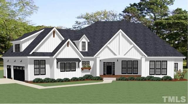 842 Ocoee Falls Drive, Chapel Hill, NC 27517 (#2340255) :: Spotlight Realty