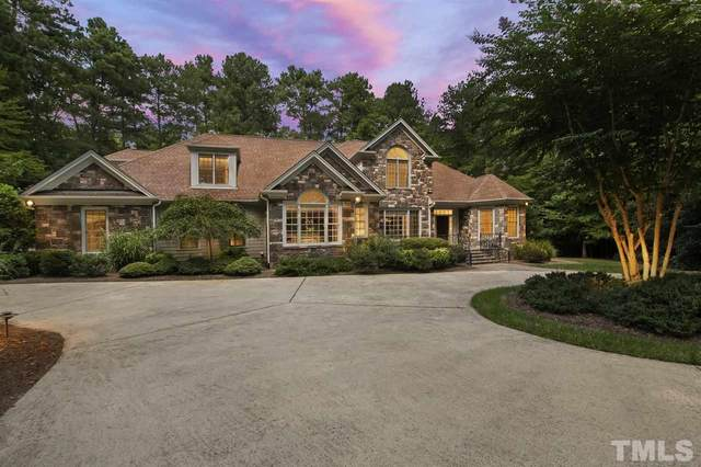 2704 Forest Creek Road, Chapel Hill, NC 27514 (#2340256) :: Marti Hampton Team brokered by eXp Realty