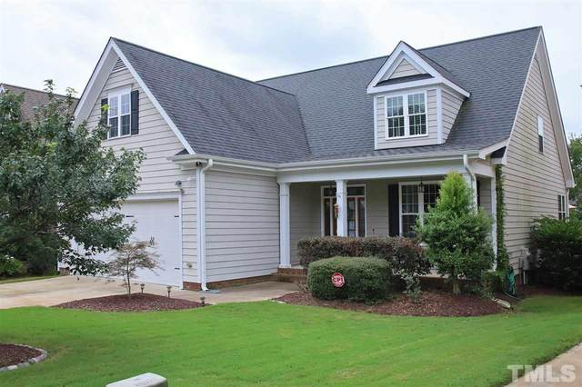 7324 Bedford Ridge Drive, Apex, NC 27539 (#2340259) :: Bright Ideas Realty