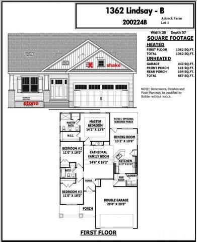915 Grameta Lane, Lillington, NC 27546 (#2340267) :: Real Estate By Design