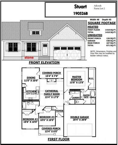 893 Grameta Lane, Lillington, NC 27546 (#2340272) :: Spotlight Realty