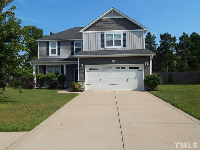 440 Wood Point Drive, Lillington, NC 27546 (#2340297) :: Sara Kate Homes