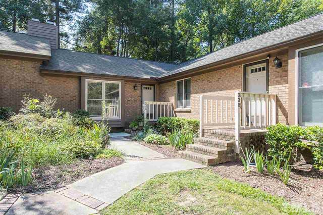 300 W Woodcroft Parkway 33C, Durham, NC 27713 (#2340309) :: Triangle Top Choice Realty, LLC