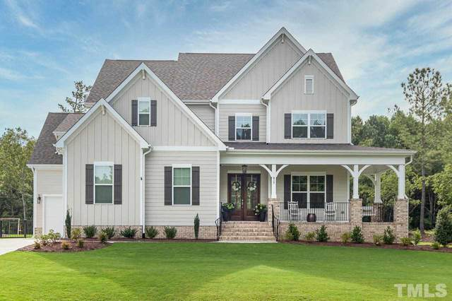 617 Meyers Place Lane, Holly Springs, NC 27540 (#2340361) :: The Perry Group