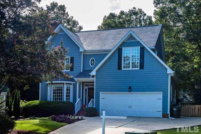 1006 E St Julian Place, Apex, NC 27502 (#2340367) :: Raleigh Cary Realty