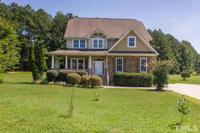 2126 Olde Brassfield Lane, Franklinton, NC 27525 (#2340394) :: Triangle Just Listed
