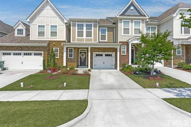 4254 Vallonia Drive, Cary, NC 27519 (#2340398) :: The Perry Group