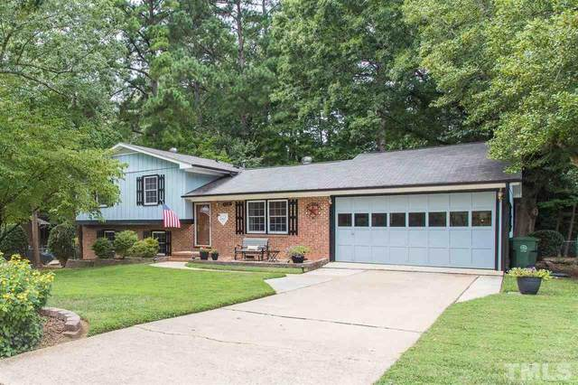 1114 Ivy Lane, Cary, NC 27511 (#2340419) :: Raleigh Cary Realty