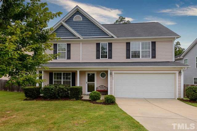 1145 Dexter Ridge Drive, Holly Springs, NC 27540 (MLS #2340426) :: The Oceanaire Realty